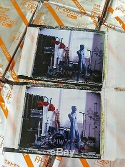 12 Packs Polaroid Fuji FP 100C Silk Film 120 Photos! Cold Stored Test Pics
