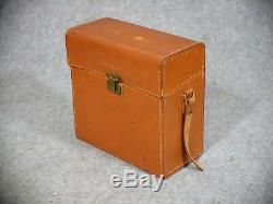 1950 Erste Polaroid Kamera auf dem Markt! Mod. 95A m. Koffer, Blitz + Zubehör