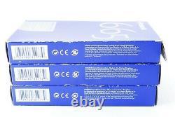 3-Packs Exp. 2004-12Polaroid 665 Negative B/W Black&White Instant Film #626-1