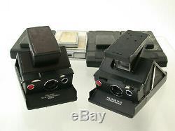 6x POLAROID SX-70 Kult iconic prime instant SLR Sofortbild Posten Lot DEFEKT /19