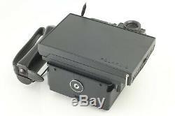 ALMOST UNUSED Polaroid 600 SE Instant Film Camera with Mamiya 127mm f/4.7 JAPAN