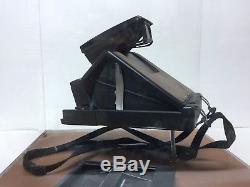 Andy Warhol Polaroid SX 70 Land Camera Alpha firmata con certificati