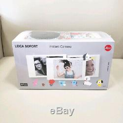 BTS BT21 x Leica Collaboration SOFORT 500pcs Limited Edition Polaroid Camera
