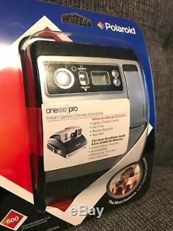 Brand New Polaroid One600 Pro Instant Film Camera Factory Sealed
