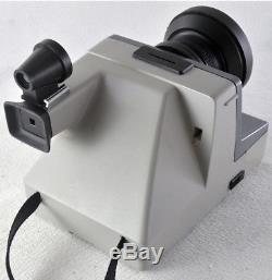 CUSTOM Polaroid OneStep FISHEYE Impossible Project 600 Instant Film Camera SX70
