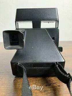Camel Cigarettes Polaroid 600 Camera (Untested)