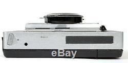 CatLABS Swordfish Manual Control Polaroid Pack Film Camera with 127mm Lens FP100