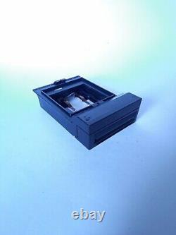 Converted Polaroid CB 70 film back + adapter for 600 SE / SX 70 / 600 Rückteil