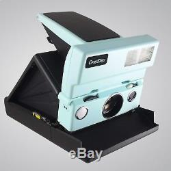 Custom Polaroid SX-70 Alpha 1 WithFlash and Modified for SLR680 Film Mint