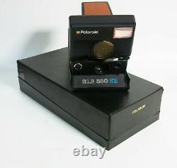 Customized Polaroid 680 Camera withStrap & Presentation Box Tested & Guaranteed