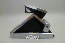 ERHALTUNG Top-Gepflegt Polaroid SX70 Land Kamera mit orig. Tasche und Anleitung