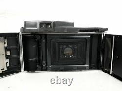 EXCELLENT Polaroid Pathfinder 120 Land Camera with Yashinon 127mm f4.7