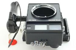 EXC+4 Polaroid 600SE Instant Film Camera with Mamiya 127mm F/4.7 Lens from JAPAN