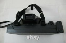 EXC+++Contax Preview Camera Polaroid Film Back Nikon F Mount with Strap #2630