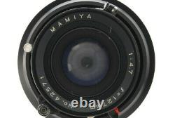 EXC++++Polaroid 600SE Instant Film Camera + Mamiya 127mm f4.7 From Japan 1049