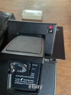 EXC! Polaroid 680 SLR Auto Focus Instant Camera Tested