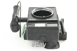 ExcPolaroid 600SE Instant Film Camera with Mamiya 127mm F/4.7 from Japan #436