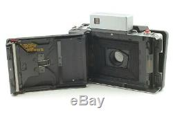 Exc+3 POLAROID Model 180 Instant Film Camera with Tominon 114mm F/4.5 from JAPAN