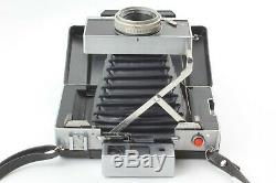 Exc+4 POLAROID Model 180 Instant Film Camera with Tominon 114mm F/4.5 From JAPAN