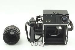 Exc+4 Polaroid 600SE Instant Film Camera with 127mm F/4.7 from JAPAN #914