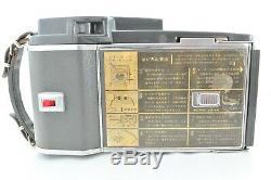 Exc +++++ POLAROID 120 LAND Camera Yashinon 127mm f/4.7 Lens from Japan 004