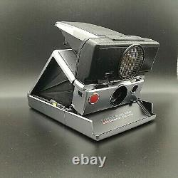 FILM TESTED Near MINT Polaroid SX-70 Land Camera Sonar Auto Focus from JAPAN