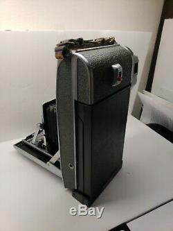 @FOUR DESIGN CONVERT@ Polaroid 110B Pathfinder Land Camera. Take new film type