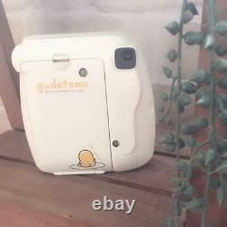 FUJIFILM INSTAX MINI 8 Instant Camera Polaroid Gude tama