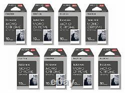 Film Snapshot Fujifilm Instax Mini Monochrome Cp. Polaroid/Diana 80 Photo G