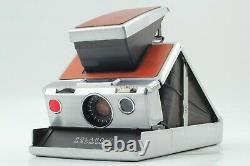 Film Tested! NEAR MINT Polaroid SX-70 Vintage Instant Land camera Brown JAPAN