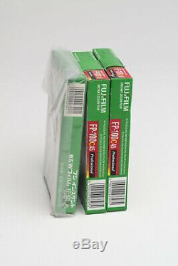 Fuji Fujifilm FP-100C45 FP-100B45 4x5 Polaroid VERY RARE