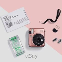 Fujifilm Instax Mini 70 Instant Camera Film, Selfi Mode Photography Polaroid