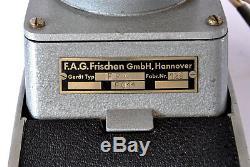 Große POLAROID SPEZIAL KAMERA, F. A. G. Frischen GmbH, 60er Jahre