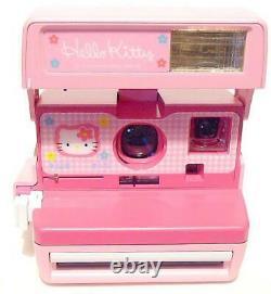 Hello Kitty Polaroid 600 Instant Camera Limited Sanrio kawaii JapanNEW RARE