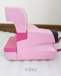 Hello Kitty Polaroid 600 Instant Camera Pink Limited Sanrio F/S Vintage RARE