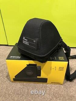 Impossible I-1 Instant Film Camera -(Box/accesories) POLAROID