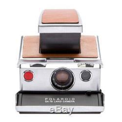 Impossible Polaroid SX-70 Original Camera (Tan Leather)