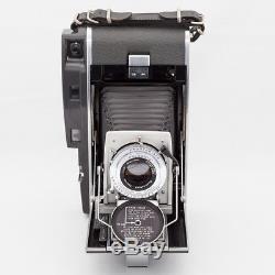 Kamera Polaroid 110A Land Camera Rodenstock Ysarex 127mm F/4.7 Lens Pathfinder