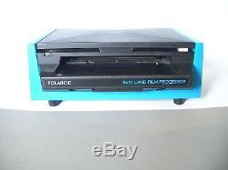 Kit Polaroid 8x10 Prozessor / Komplett Set / Film Holder Model 81-05 / Originals