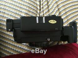 Konica Instant Press Polaroid Instant Film Camera 110mm Hexanon f/4 Rare