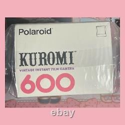 Kuromi Polaroid 600 Vintage Instant Film Camera