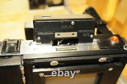 Lo Fi COMPLETELY REVERSIBLE Polaroid 180 and 195 to Graflock 2x3 conversion kit
