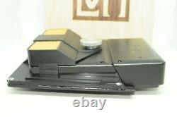 Lo-Fi custom instant back for Polaroid 600se shoots I-type, 600, sx-70 uses aaa