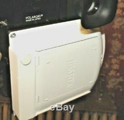 Lo-Fi custom instant back for Polaroid 600se shoots Instax Mini! Fuji, Fujifilm