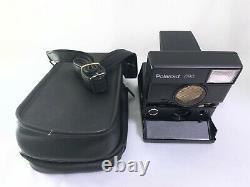 MINT+++ Polaroid 690 SLR Instant AF Film Camera +VERY RARE Camera Case Japan2682