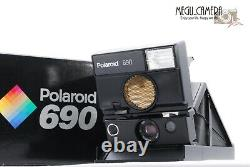 MINT withBox Polaroid 690 Point & Shoot SLR Instant Film Camera From Japan 290