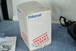 McDonalds Polaroid 600 Film Camera Instant Print 635CL Classic Old Promo Item