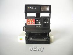 Mega Rare POLAROID Ronald McDonald 600 camera / McDonalds Sofortbild Kamera