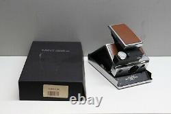MiNT SLR670-S Brown Polaroid instant Camera Use 600 SX-70 film