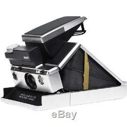 MiNT SLR670-S Classic Black Polaroid instant Camera Use 600 SX-70 film